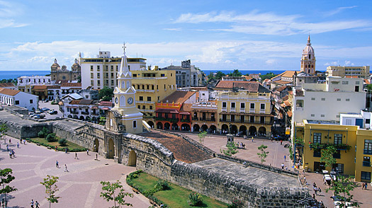 Cartagena Attractions